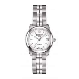Ceas TISSOT PR 100 QUARTZ LADY STEEL